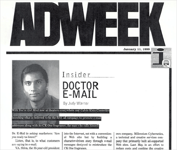 Adweek: Doctor E-Mail